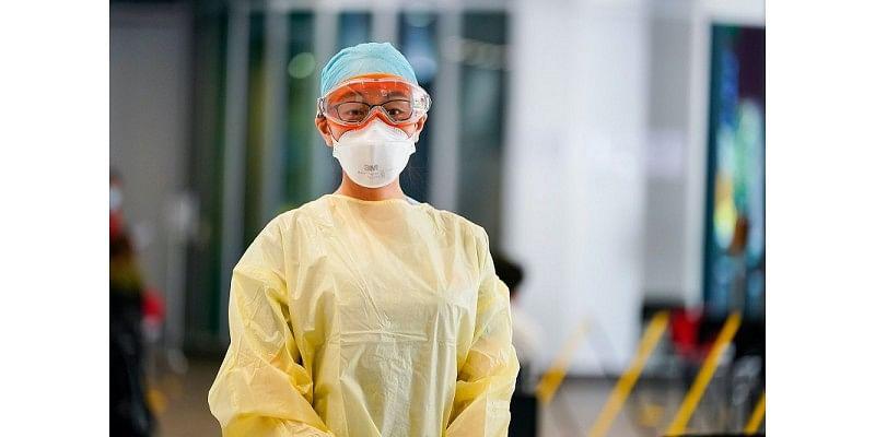 Ng Teng Fong General Hospital radiographer is keeping cool under pressure