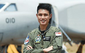 This RSAF officer keeps Singapore's skies safe from potential terror threats