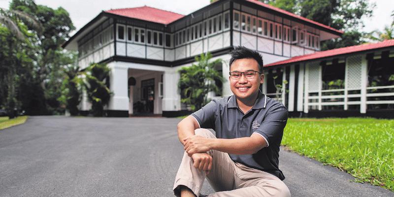 Keeper of heritage buildings