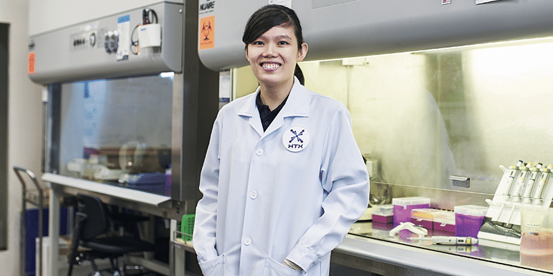This scientist helps protect Singapore against 'invisible' threats