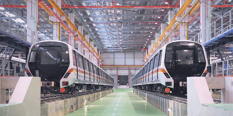 Making a 'rail' impact