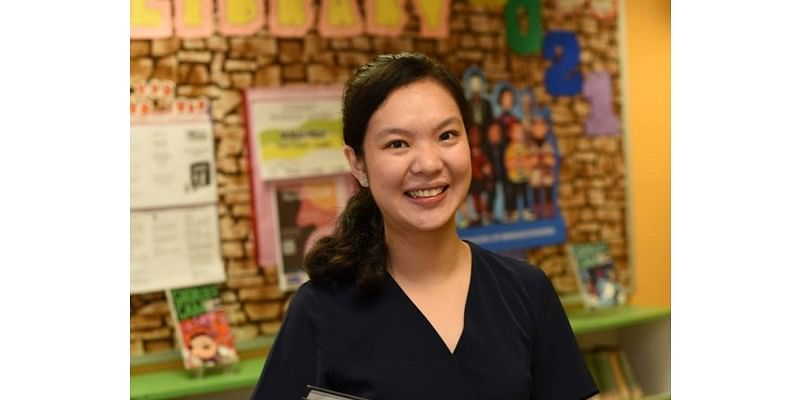 Chinese teacher mentors pupils in and out of the classroom