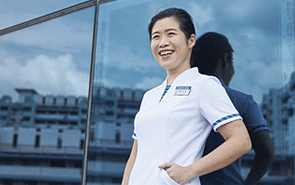 The nurse with a heart for her patients, even beyond hospital walls