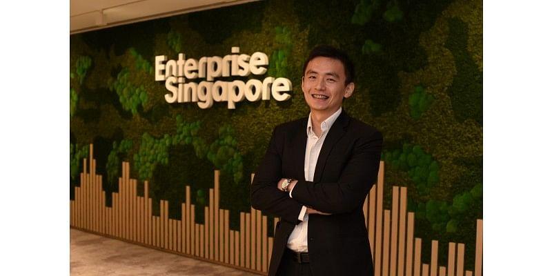 ESG scholarship recipient is taking care of businesses
