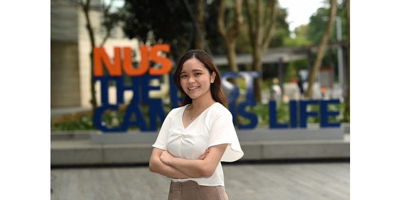 NUS life sciences student hopes to help fight future pandemics