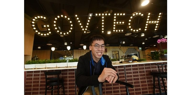 Young innovator is cracking the code to a better Singapore