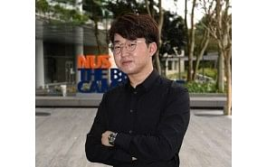 NUS undergraduate is accounting for the future