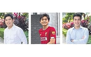 Singapore Sustainability Scholarship recipients are helping to solve our future environmental, food and water issues