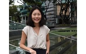 SMU scholarship recipient is finding solutions through tech and AI