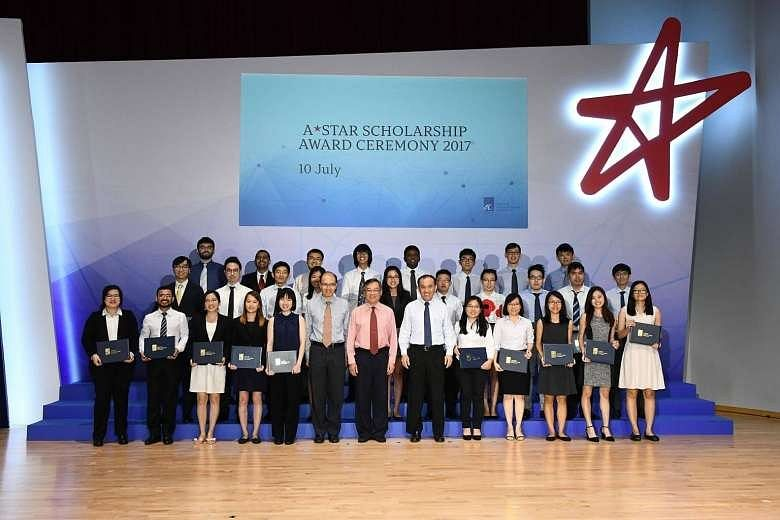 86 students get A*Star scholarships
