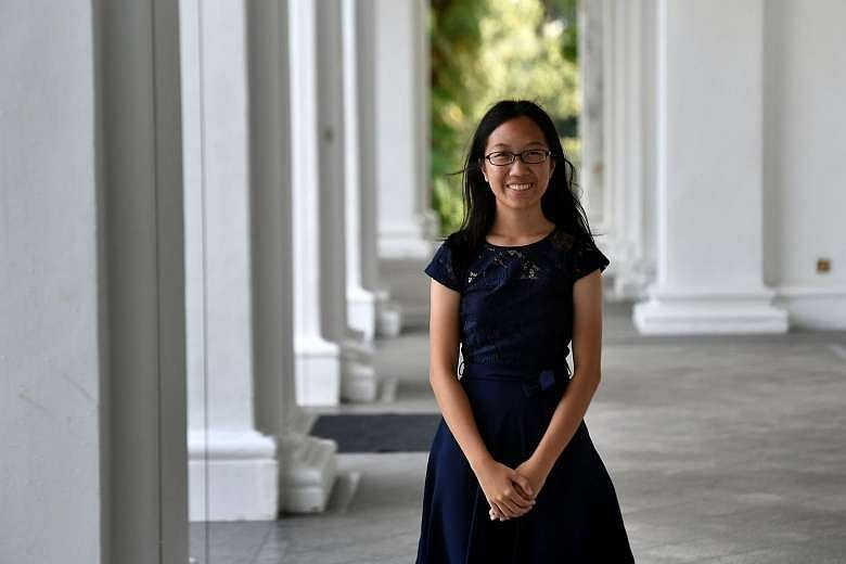 At 6, she tinkered with a circuit board:; At 19, on the way to Cambridge to study engineering on a scholarship
