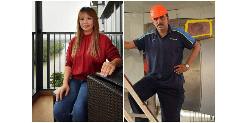 How 2 S'poreans adapted to new job roles amid Covid-19 pandemic