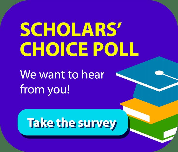 Scholars' Choice Poll